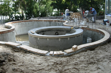 Pool Construction Process 12