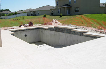 Pool Construction Process 14