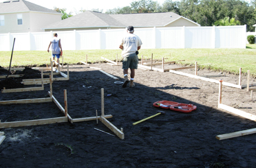 Pool Construction Process 2