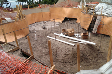 Pool Construction Process 4