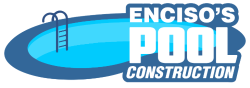 Enciso's Pool Construction _ logo
