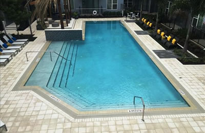 Commercial Pool builder in victorville california