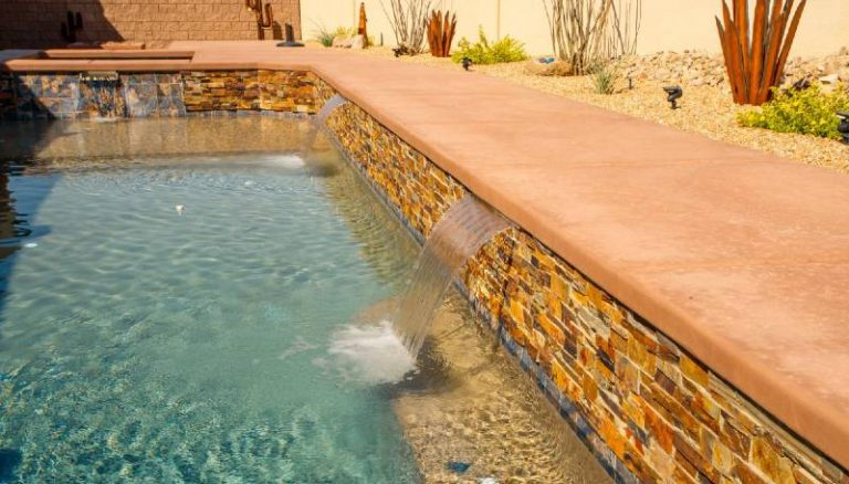 custom pool design - encisos pool construction