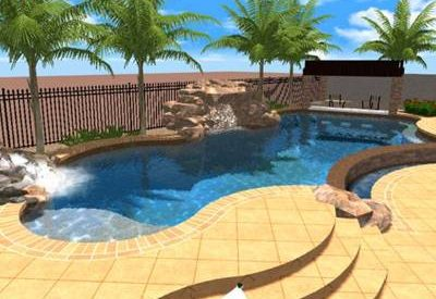 3d pool design-7 - Encisos Pool Construction